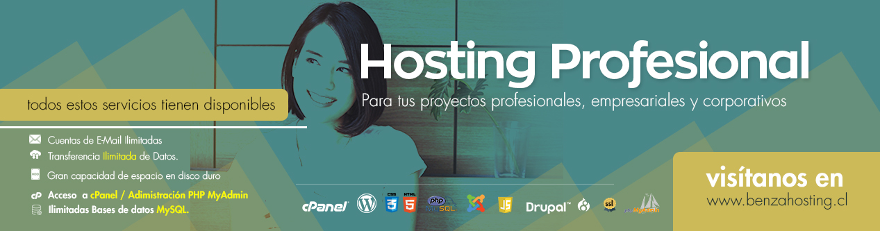 Hosting Reseller en Chile